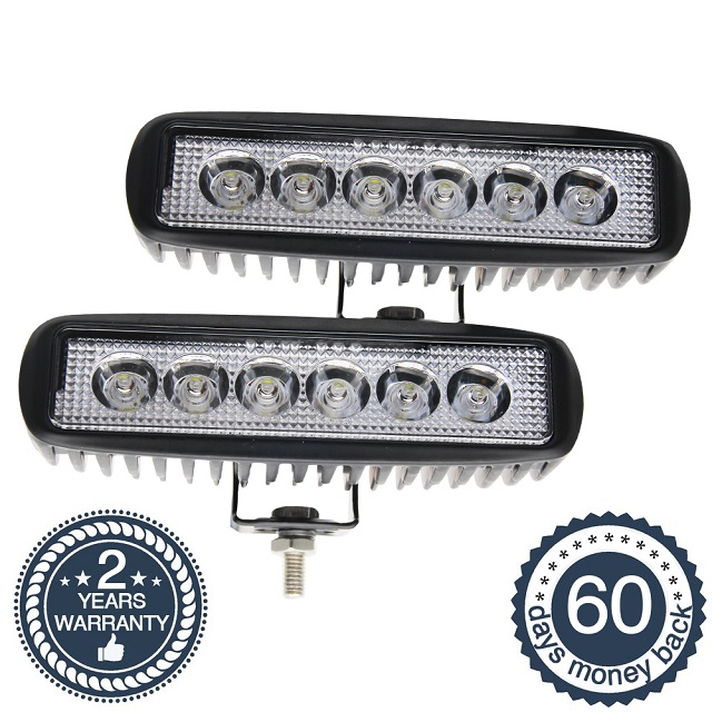 Truck Led Work Light Bar 921 18w