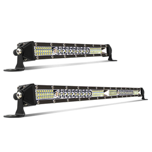 Single Row Slim Led Light Bar Company JG-9610B
