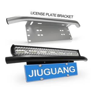 Car License Plate Driving Lights Holder JG-PZ01